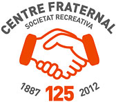 125 anys del Centre Fraternal title=