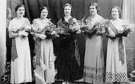 Pubilles del Ball de primavera, als anys trenta